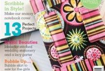 Sewing World Magazine / What's New from Sewing World / by SusieDDesigns