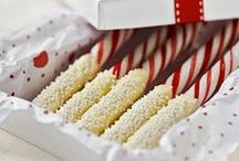 Bennett Christmas Cookies and Candie Ideas / by Deanna Munson