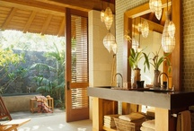 Bathrooms / by Kat (Phillips) Pruce