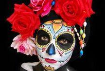 Dia de Los Muertos ~ Day of the Dead / by Deborah Beiter