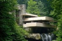 Frank Lloyd Wright / by Deborah Beiter
