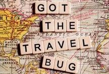 Travel Bug / by Colette Mc