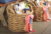 Gift Basket Ideas / by Denise Turnbough-Lolley