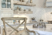 Kitchen and Dining inspiration / Inspiration for our new kitchen and dining room / by Donna Jenkins