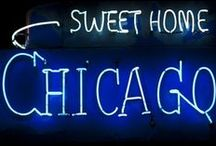 Goin' To Chicago....Sorry, I Can't Take You / by Roger M