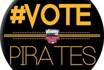 2014 All-Stars / Go to pirates.com/vote to send your Buccos to the All Star Game at Target Field in Minneapolis! / by Pittsburgh Pirates