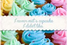 CUPCAKES!  CUPCAKES!  CUPCAKES! / So many cupcakes, so little time.............check out my other cupcake board  CUPCAKES,TOO  for more! / by Monica Fisher