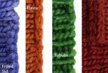 Keepin' Warm - Tips and Techniques / Knit and Crochet Tips to make those projects easier, quicker, more fun and more beautiful! / by Monica Fisher