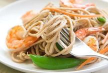 Food - Yummy Goodness... / Clean or Healthier eats / by Heather Ready