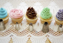Fancy Cakes -  Cake Decorating How-to / by Monica Fisher