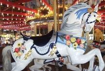 Carousel & Rocking Horses / by Lexee Harwood