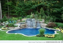 Perfectly Pristine Pools / by Beverly Baxter