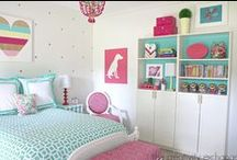 Kids Spaces / by Courtney Price I Glamour Avenue Parties