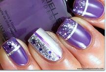 Beauty: Nails / Nail art and fun colors. / by Sarah J. Smith
