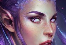 Fantasy / by Meridath Taylor