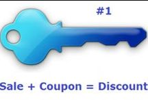 6 Keys To Couponing - Couponing 101 Series / Learn how to unlock the savings on your groceries with the 6 keys to couponing. These are the essential things you need to know to learn how to coupon! / by HotCouponWorld.com™