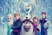 Fandom: Frozen / by Sarah J. Smith
