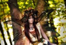 Costuming: Faeries / by Sarah J. Smith