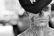 Tattooed  / by Sara Tierney