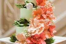 . coral wedding . / by Katherine Fedele Dearborn