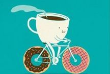 c a f f e i n a t e d . / Coffee & tea... / by s a r a h .