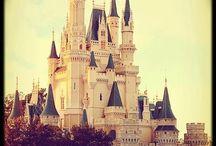 Disney / Where dreams come true  / by Caroline Edmondson