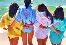 Monogram Madness / If it's not monogrammed, is it really yours? / by Caroline Edmondson
