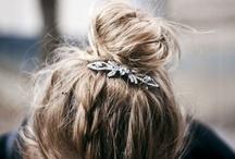 hairstyles // hairdos / by Ali Varga
