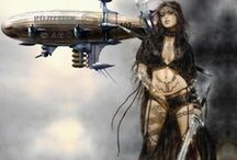 Airships to Zeppelins / A collection of cool dirigibles / by Swan Song - A Tribute to Led Zeppelin