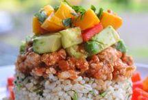 healthy recipes / by Ali Varga
