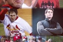 St. Louis Cardinals/David Freese / by Bobbi Neal
