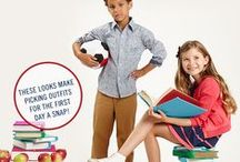 Kids' Fashion 2014 / Get the kids set for Spring Break and beyond with our cute and colorful new styles / by Nautica