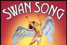 Swan Song Show Posters / Show posters for Swan Song performances. / by Swan Song - A Tribute to Led Zeppelin