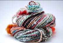Knitting, Spinning, & a little Crochet for fun! / by Dina Woodard