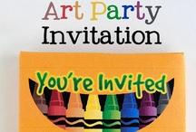 Kids Party Ideas / by Monica Trujillo