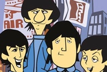 The Fab 4 / by Dan Selwonk