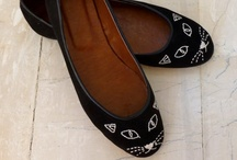 Shoes / by Dina Woodard