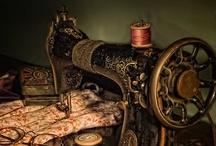 Sewing / by Dina Woodard