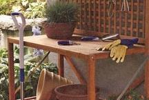 Gardening/outdoor spaces / by MichaelMindy Brockmann