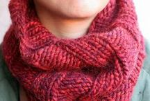 knit/crochet / by Anna Keyes