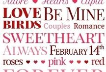 Celebrate - Valentine's Day / by Leslie Robinson