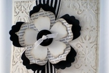 Stampin' Up! Fun Flowers Ideas / Stampin' Up!, Fun Flowers, Big Shot, Krystal De Leeuw / by Krystal's Cards - Stampin' Up!