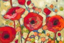 Oooo, RED / by Joan Schofield