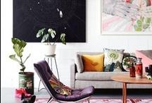 Home: Living Room / by Simone Rennard