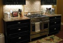 Bronson Cabinets / Bronson Cabinets from our exclusive Deerfield line.  Completely manufactured and assembled in the United States. / by Kitchen Resource Direct