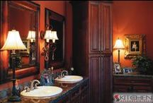 Beautiful Bathrooms / Bathroom design inspiration   / by Kitchen Resource Direct