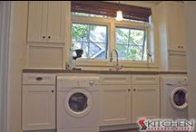 Laundry Rooms / Laundry Room design inspiration  / by Kitchen Resource Direct