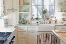 Shabby Chic  / Shabby Chic bathrooms and kitchens / by Kitchen Resource Direct