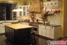 Country Kitchens / by Kitchen Resource Direct