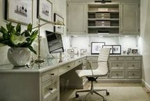 Home Offices / Beautiful, functional home offices. / by Kitchen Resource Direct